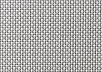 silver grey sheer fabric