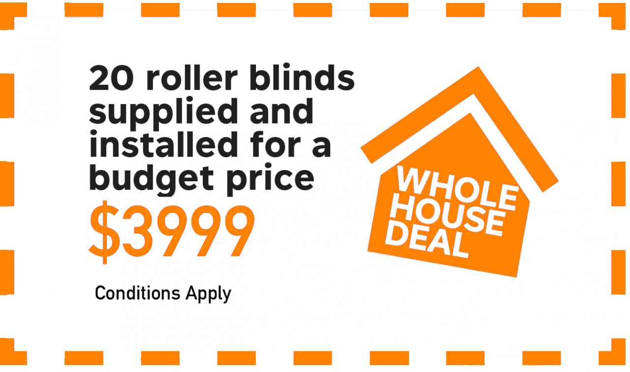 budget blinds special